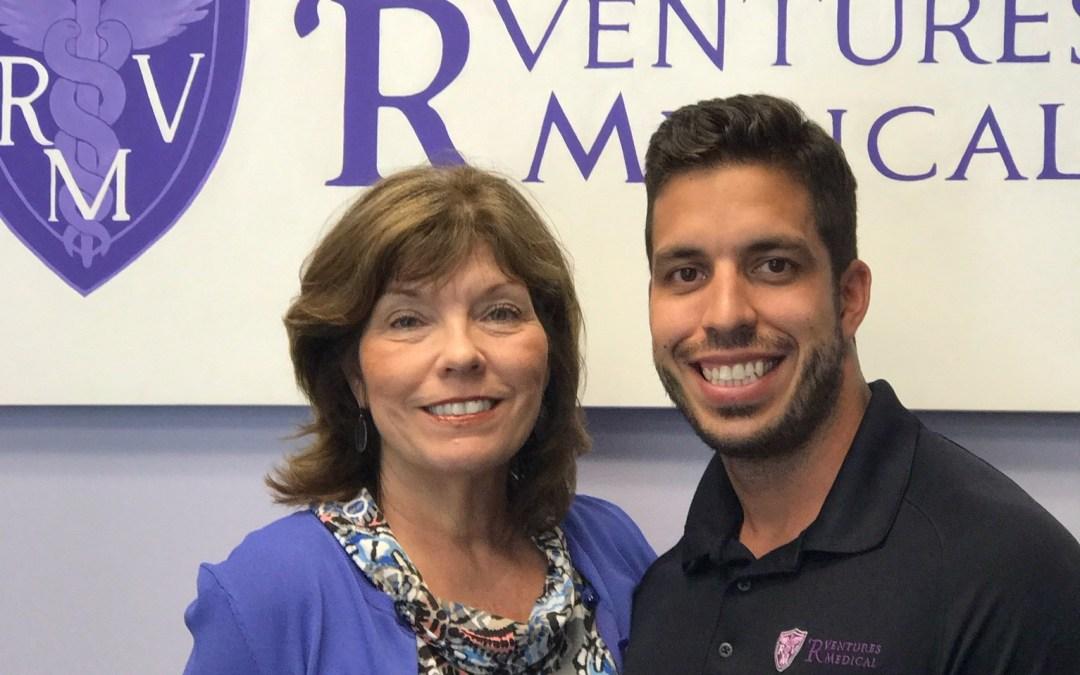 Client Spotlight: 'R Ventures Medical