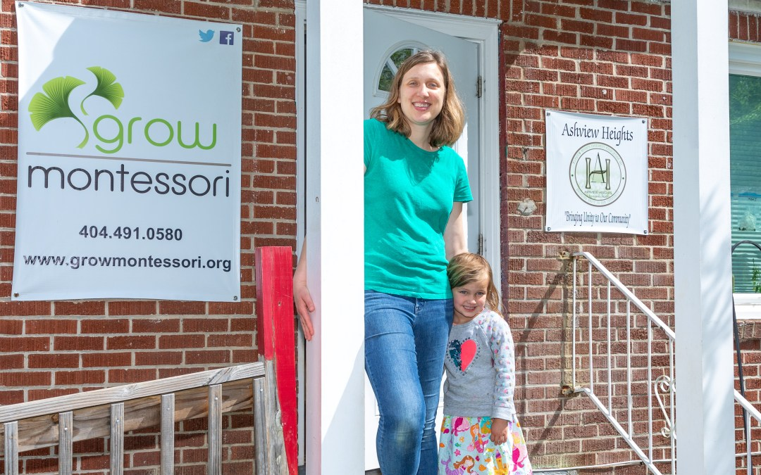 Client Spotlight: Grow Montessori School in Ashview Heights