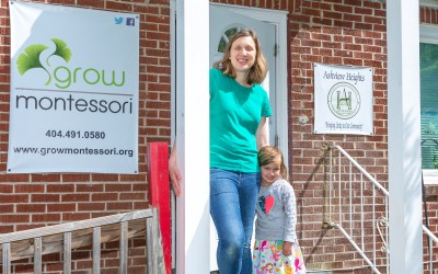 Client Spotlight: Grow Montessori School in Ashview Heights