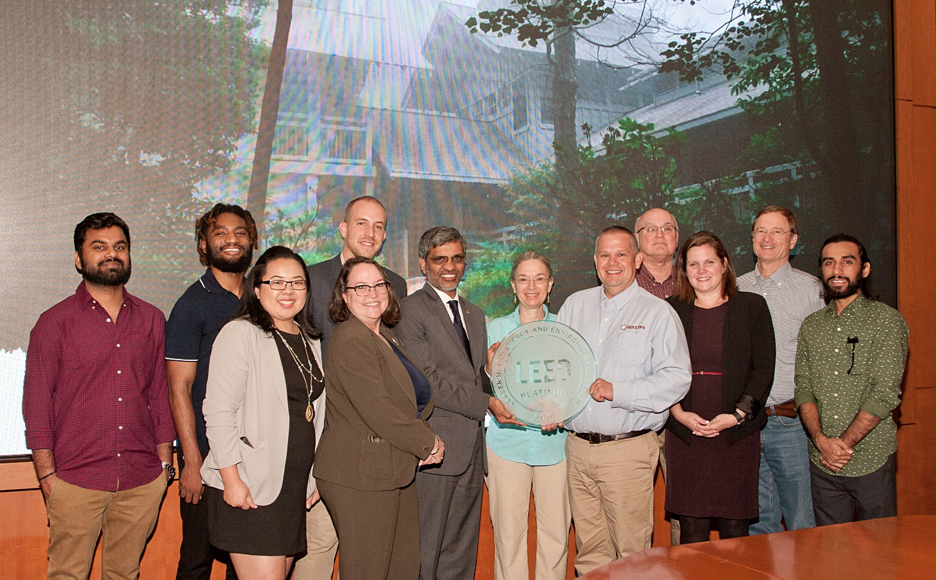 ACE Client, Len Foote Hike Inn, Receives LEED Platinum Certification for Sustainability