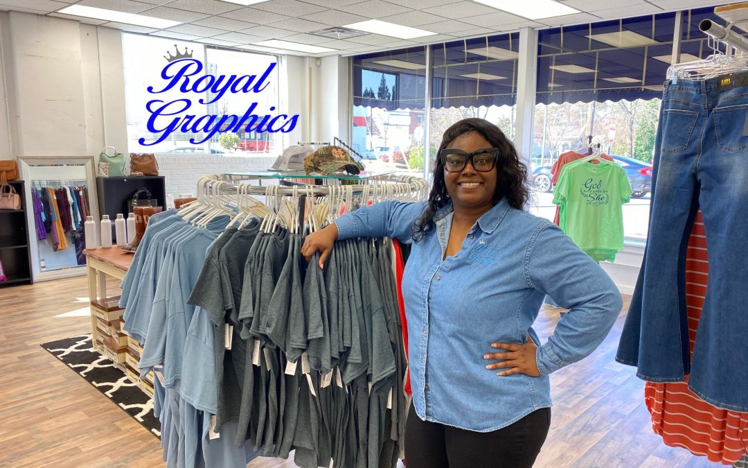 Client Spotlight:  Royal Graphics