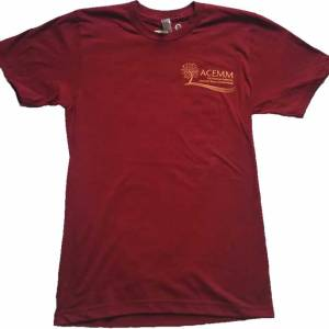T-shirt, cranberry