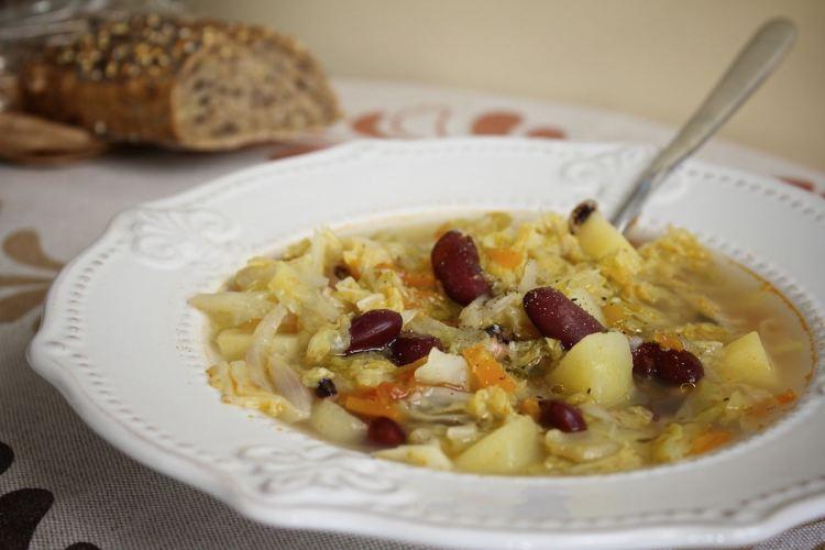 Zuppa di cavolo