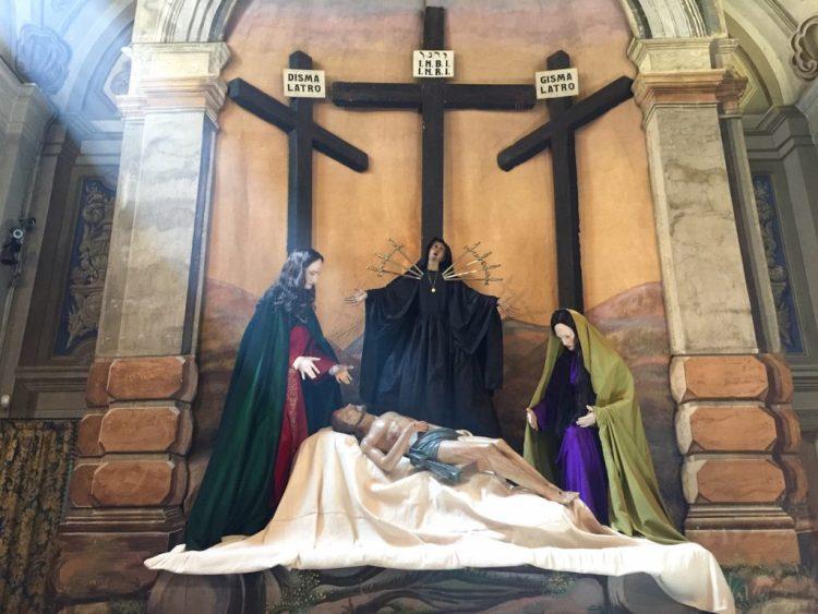 Triennale di Gesù Morto a Camaiore