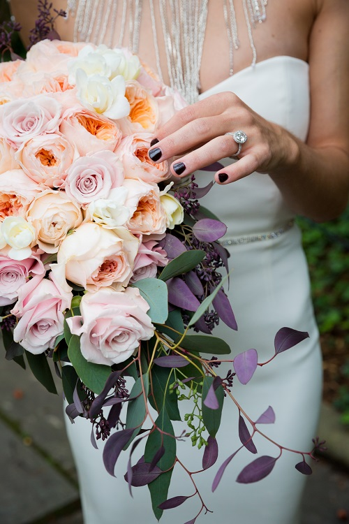 purple-eucalyptus-cascading-bouquet