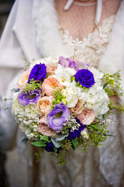purple-white-peach-bridal-bouquet