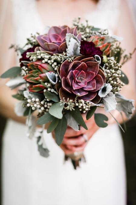 purple-succulent-bridal-bouquet