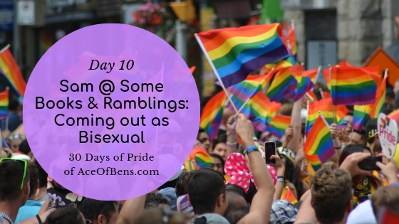 Coming Out As Bisexual - 30 Days of Pride