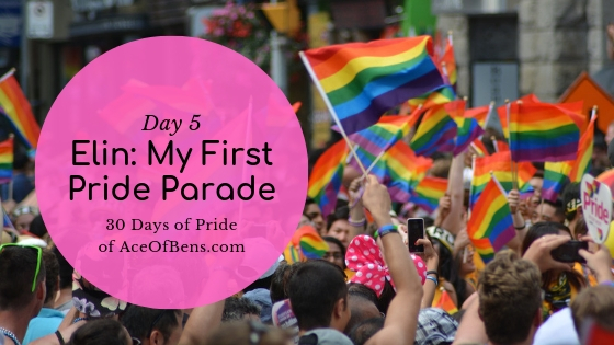 Elin - 30 Days Of Pride