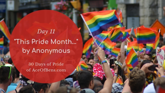 this pride month - 30 days of pride