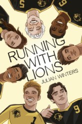 Cover of Running With Lions by Julian Winters