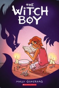 Cover of The Witch Boy by Molly Ostertag