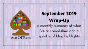 September 2019 Wrap-Up
