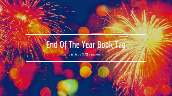 End of the Year Book Tag
