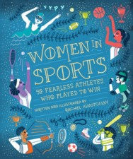 Cover of Women in Sports by Rachel Ignotofsky