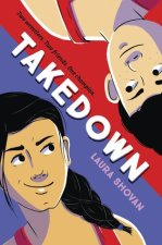 Cover of Takedown by Laura Shovan