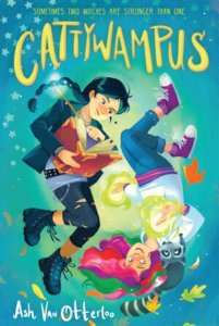 Cover of Cattywampus by Ash Van Otterloo