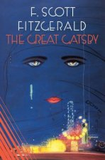 Cover of The Great Gatsby by F. Scott Fitzgerald