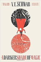 Cover US of A Darker Shade of Magic by V.E. Schwab