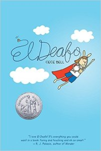 Cover of El Deafo by Cece Bell