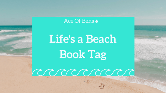 Life's A Beach Book Tag4 min read