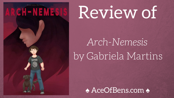 "Review | ""Arch-Nemesis"" by Gabriela Martins2 min read"