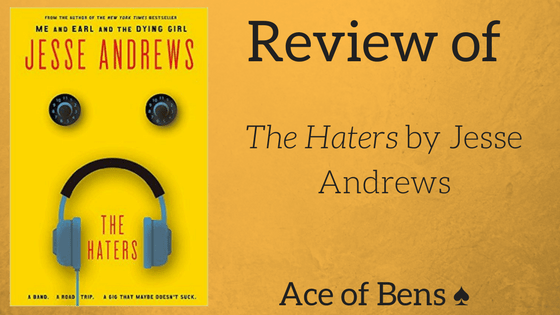 """Review: """"The Haters"""" by Jesse Andrews"""