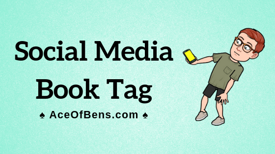 Social Media Book Tag6 min read