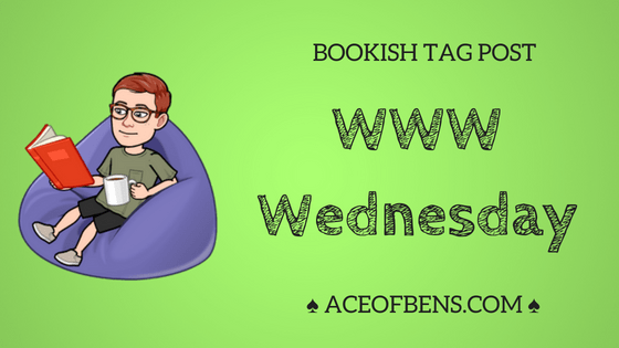 WWW Wednesday (17 October 2018)