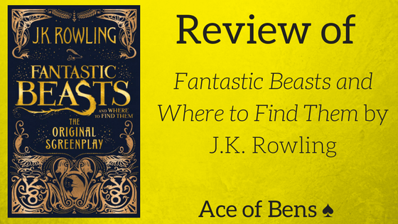 "Review: ""Fantastic Beasts and Where to Find Them"" by J.K. Rowling2 min read"