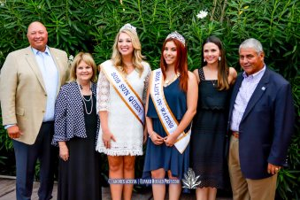 at the 2016 Sun Court Coronation at the El Paso Country Club
