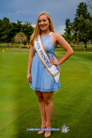2016 Sun Princess Emery Henschel at the 2016 Sun Court Coronation at the El Paso Country Club