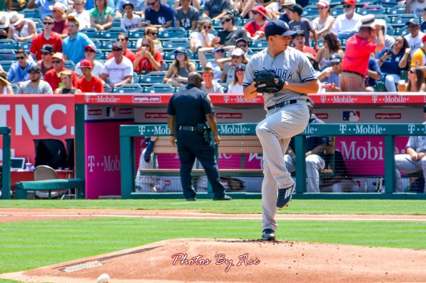 Yankees vs Angels -32
