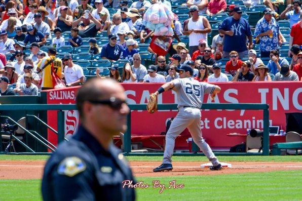 Yankees vs Angels -33