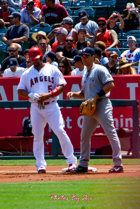 Yankees vs Angels -40
