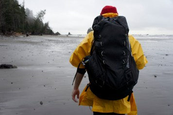 Photo: Monica Lauw. Denali 75 without the lid and stripped down on a side trip from camp.