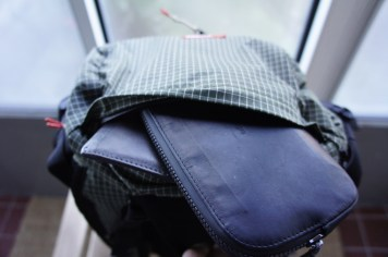 This pocket is large enough to fit your EDC items.