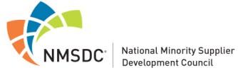 National Minority Supplier Development Council Member