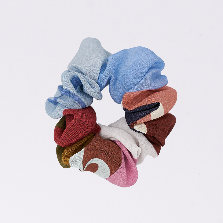 Acephala Silk Scrunchie Insiders 1 N