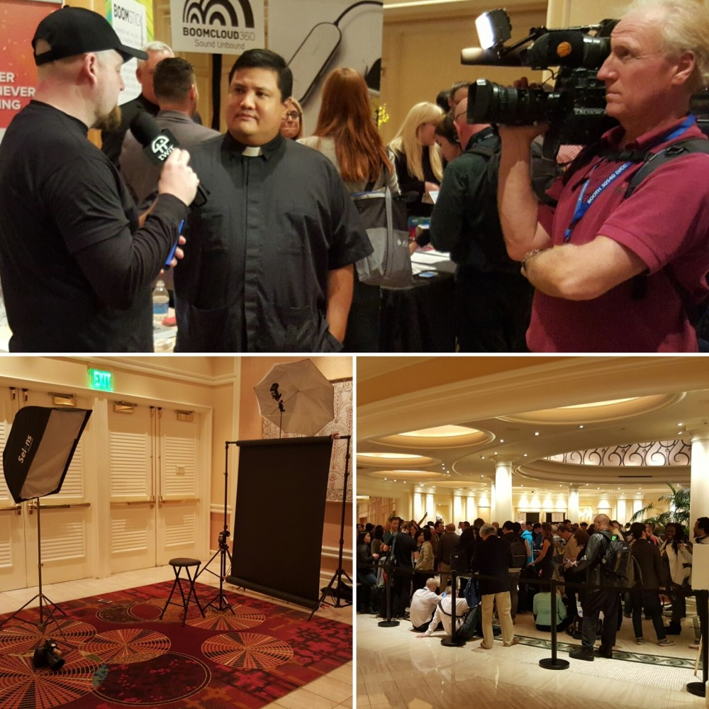 CES Las Vegas Headshot & Event Photography