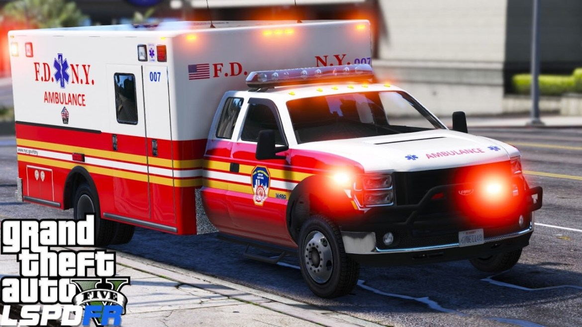 NYPD & New York City Mod List | AcePilot2k7
