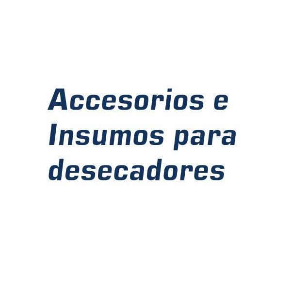 Accesorios e insumos para desecadores de laboratorio