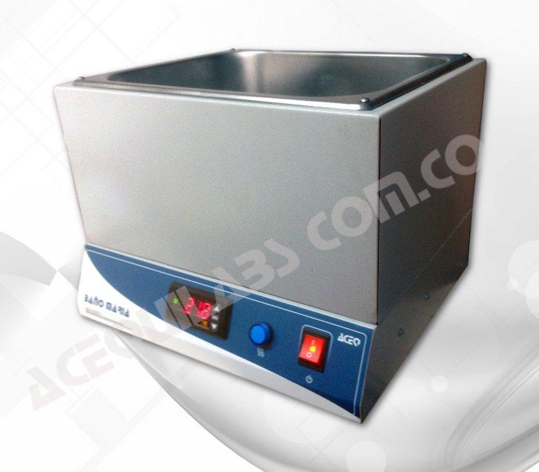 Baño Termostatico BM 6003 De 13 Litros