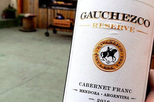 Gauchezco Reserve Cabernet Franc 2016