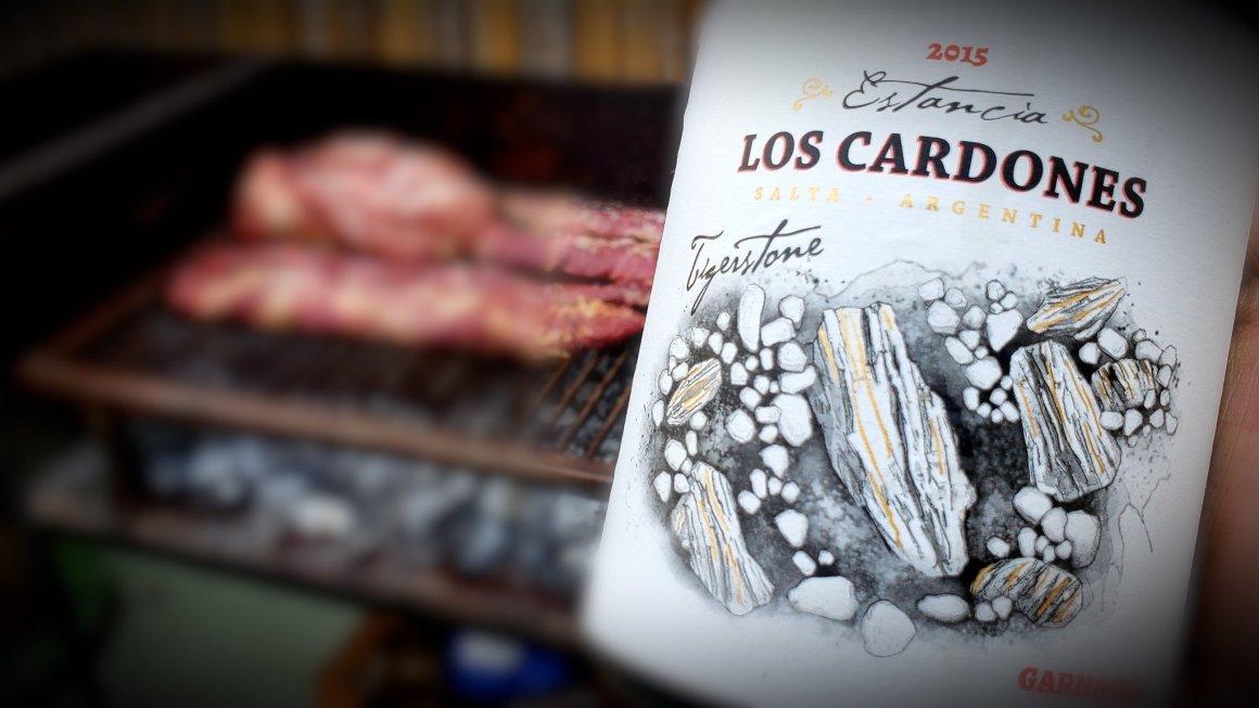 El recomendado: Los Cardones Tigerstone Garnacha 2015 2