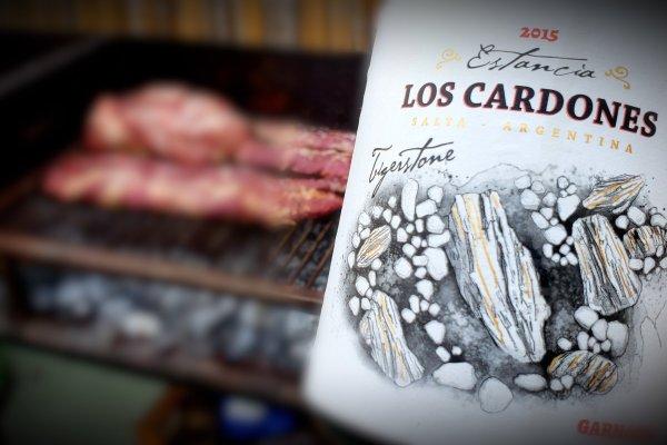 El recomendado: Los Cardones Tigerstone Garnacha 2015