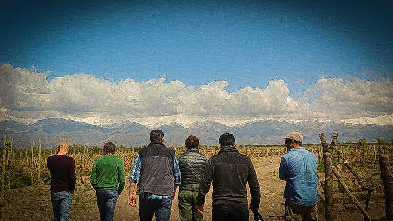 Como armar tu primer viaje a Mendoza con amigos 2