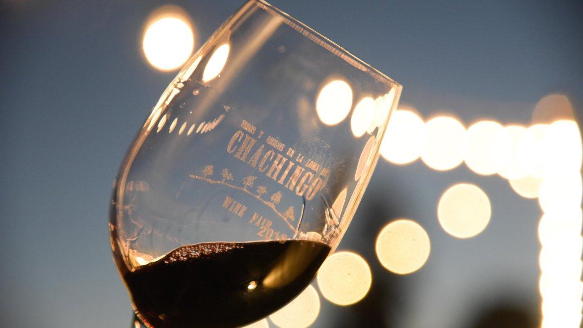 Chachingo Wine Fair 2018: Los vinos