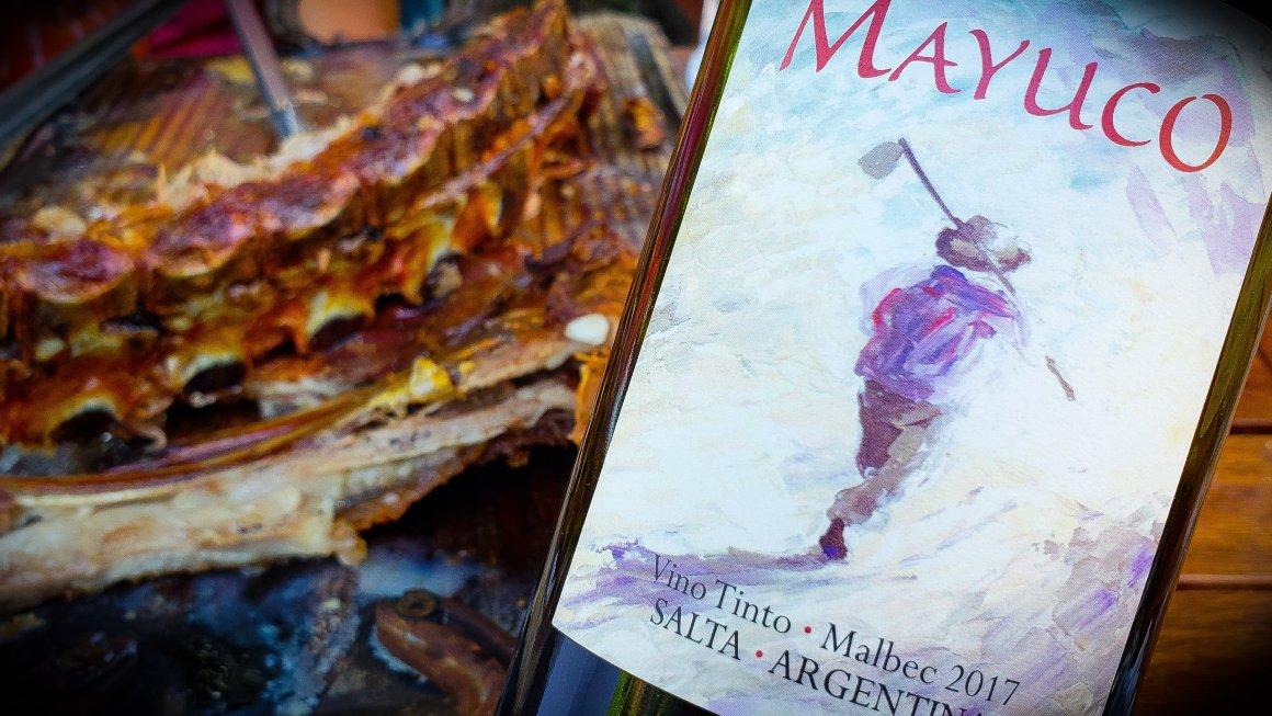 Mayuco Malbec 2017 2