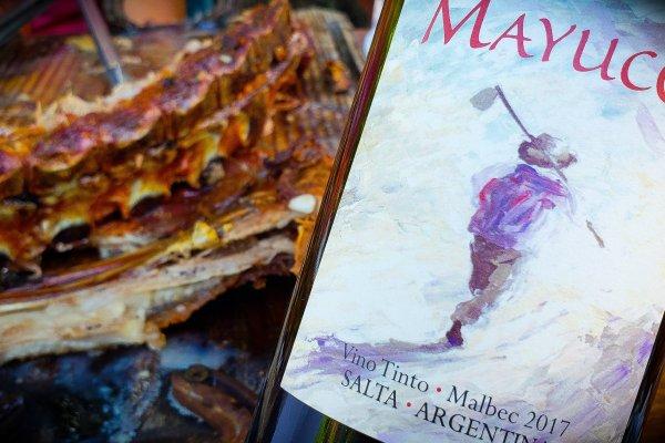 #TobaraWines: Mayuco Malbec 2017
